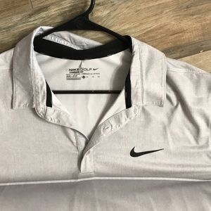 Nike Shirts - Dri-fit Golf Shirt